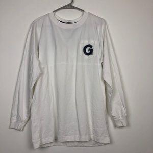 Pink Victoria's Secret Georgetown T-Shirt